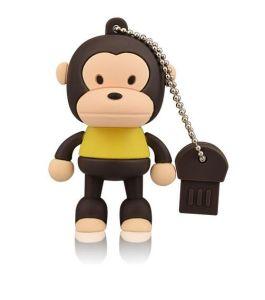 Cartoon Cute Mono USB Drive Flash USB con Forma de Animal de Mickey de Disney