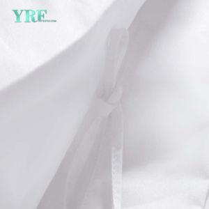 Apartamento de bordado de algodón China ropa de cama colchas mayoristas