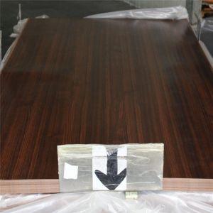 Деревянные зерна декоративной бумаги для мебели (K1755)