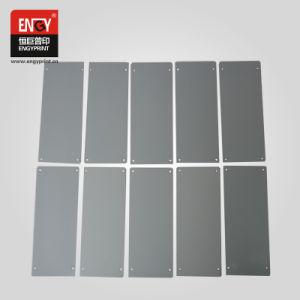 패드 인쇄 기계 기계를 위한 얇은 강철 진부한 표현 격판덮개를 인쇄하는 패드