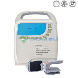 Heet Draagbaar TweefasenAED van het Ziekenhuis automatiseerde Externe Hart Defibrillator