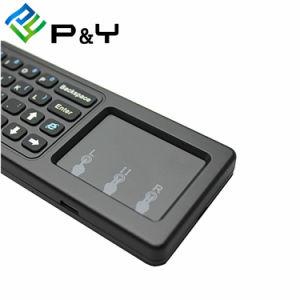 drahtloses der Fliegen-2.4G Standardmini Mäuseder tastatur-T6 für androiden Fernsehapparat-Kasten
