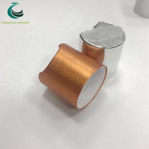 Cosmétique 24/410 de l'emballage plastique aluminium Appuyez sur Cap chapeau supérieur du disque