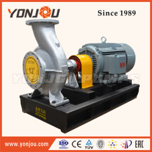 Heißöl-Pumpe mit Form-Stahl &Ss thermischer Öl-Pumpe
