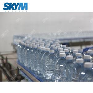 Pianta di riempimento centrale dell'acqua minerale di formato