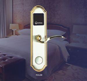 Slot van de Deur van de Logeerkamer van het Hotel van de Veiligheid van de luxe het Hoge Elektronische met Vrij Systeem