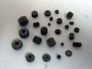 Vario tipo su ordinazione attrezzo planetario di metallurgia di polvere