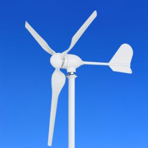 Molino de viento casero del uso 400W con la certificación del Ce
