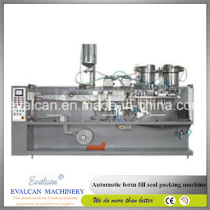 磨き粉の満ちるパッキング機械を密封する自動スパイスの粉3の側面