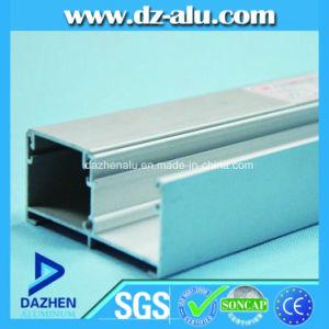 Perfil de aluminio de la puerta de la ventana de Argelia del perfil 6063 del mejor fabricante