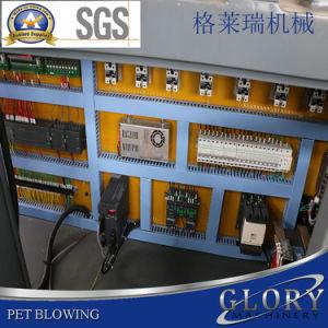 Totalmente Automática da cavidade 4 Máquina de sopro de garrafas PET
