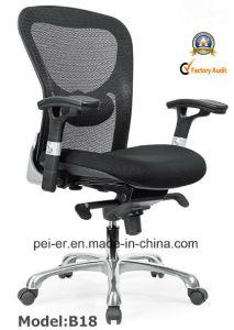 現代ナイロン人間工学的のオフィス用家具の網の業務推進部長の椅子(PE-B18)