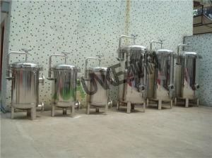Chunke do Alojamento do Filtro de Água do Sistema de Tratamento de Água