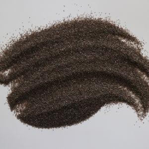 Allumina di brillamento di sabbia/materiale abrasivo fusi Brown