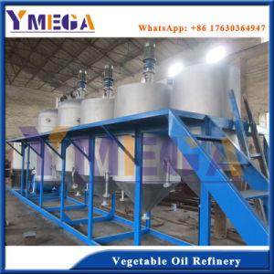 De compacte Machine van de Raffinage van de Olie van de Zonnebloem van de Voorwaarde van de Structuur Nieuwe