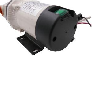 Bomba de diafragma eléctrica DC para trasvasar agua