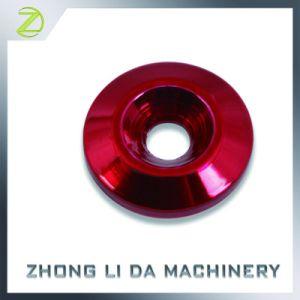 Tournage CNC les roues de la rondelle de la fabrication de pièces ergot