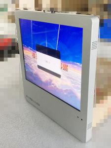 17 Polegadas Publicidade de transporte da cidade Exibir painel LCD Publicidade Digital Signage