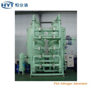 Fabricante de equipamentos de separação de ar profissional de elevada eficiência de geradores de azoto PSA