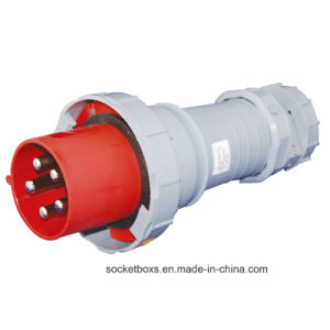 IP67européen le plus récent 125A 3p 4p 5P 220V 380V 415V puissance industrielle de préchauffage
