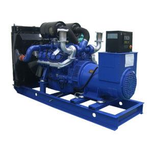 Doosan 400KW 550kVA Groupe électrogène Diesel à faible bruit