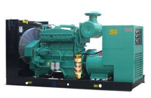 Cummins Nta855 디젤 엔진 발전기 세트 200kVA-400kVA