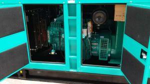 gruppo elettrogeno della produzione di energia 50kVA/40kw con il motore diesel di marca BRITANNICA