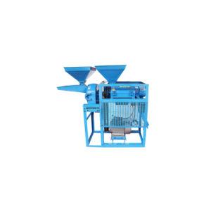 多機能の結合された米及びトウモロコシの製造所の粉砕機およびポリッシャ