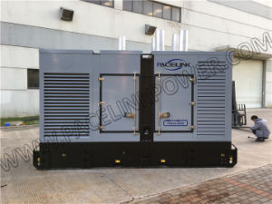 350kVA Cummis는 세륨 ISO를 가진 매우 침묵하는 디젤 엔진 생성 세트를 강화했다