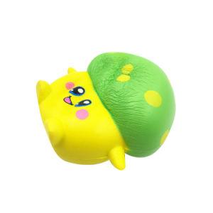 giocattolo di compressione dei capretti dell'uomo del fungo dei giocattoli di 10cm