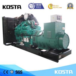 Faible émission de 250kVAgénérateurs diesel Cummins