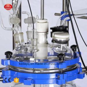 Grande Destilador Química Reactor de vidro único