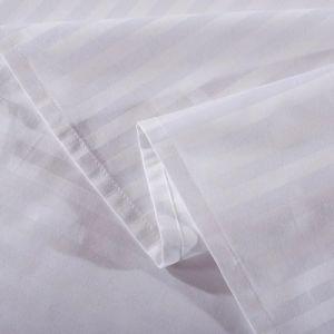 Insiemi caldi 100% dell'assestamento dell'hotel di stile della banda della tela di base del cotone di vendita 1cm (JRD784)