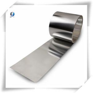 L'AISI SS 304, SS 316 bobines en acier inoxydable laminés à froid