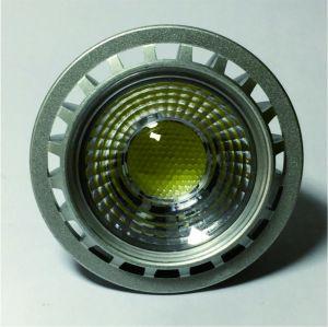 Gu5.3穂軸3W 5W LEDのスポットライトの球根