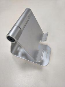 liga de alumínio ajustável e suporte do telefone móvel portátil iPad Célula de suporte de acessórios para telemóvel