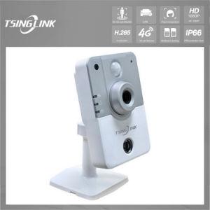 屋内立方体の小型WiFi無線ネットワークの家のモニタのカメラ