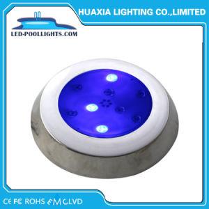Indicatore luminoso subacqueo del raggruppamento riempito resina di alto potere LED di RGB 316ss
