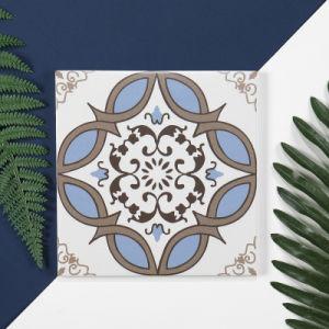 De klassieke Digitale Tegels van de Muur van de Keuken van de Stijl van Europa van de Tegel van het Cement van Encaustic van de Druk Decoratieve