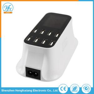 Bewegliche Handy USB-allgemeinhinaufladeeinheit des Schreibtisch-5V/8A maximale