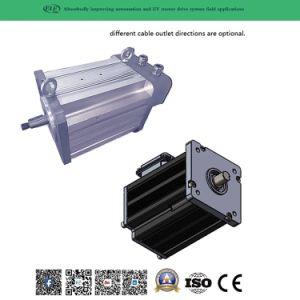 Kundenspezifischer Industrie-Gebrauch Dauermagnetwechselstrommotor 10kw 3000rpm 72V