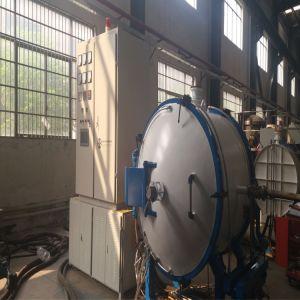 2500c Forno de sinterização de vácuo de grande capacidade