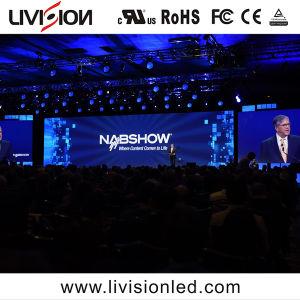 高品質P3.9/4.8段階のイベントのための屋内LED表示スクリーンレンタルLEDのスクリーン