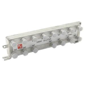 5-1000MHz 14 divisore dell'interno di modo CATV