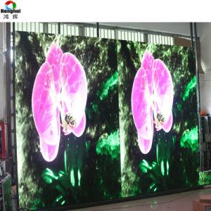 P2.5 P3 stade de l'intérieur de l'aluminium Location Affichage LED de fond