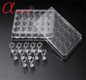 Plaque de culture de tissus de cellules de laboratoire