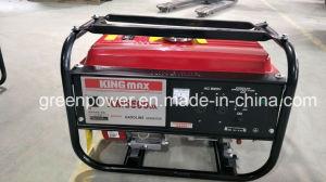 セリウムが付いているKingmax 2kwの反動ガソリン発電機