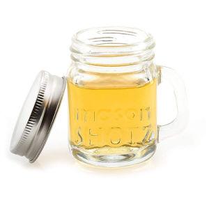 Miniglasmaurer-Glas mit Griff