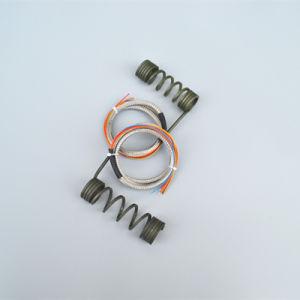 K 유형 열전대에 있는 최신 주자 코일 히이터 구조