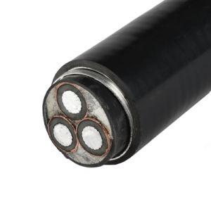 Il fornitore sistemi MV XLPE/PVC ha isolato il cavo elettrico inguainato PVC/XLPE